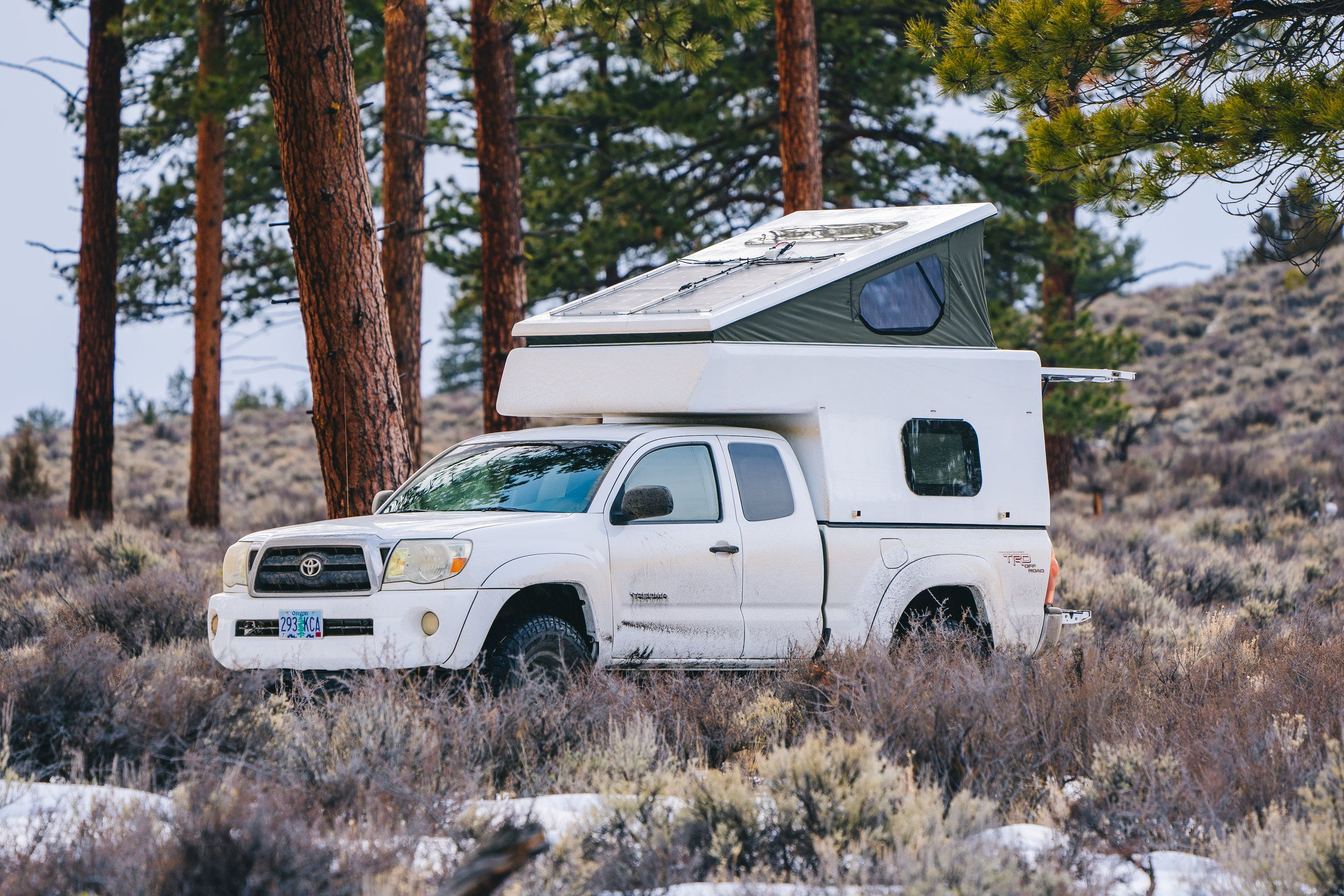 This DIY Camper is Perfect in 2020 Toyota