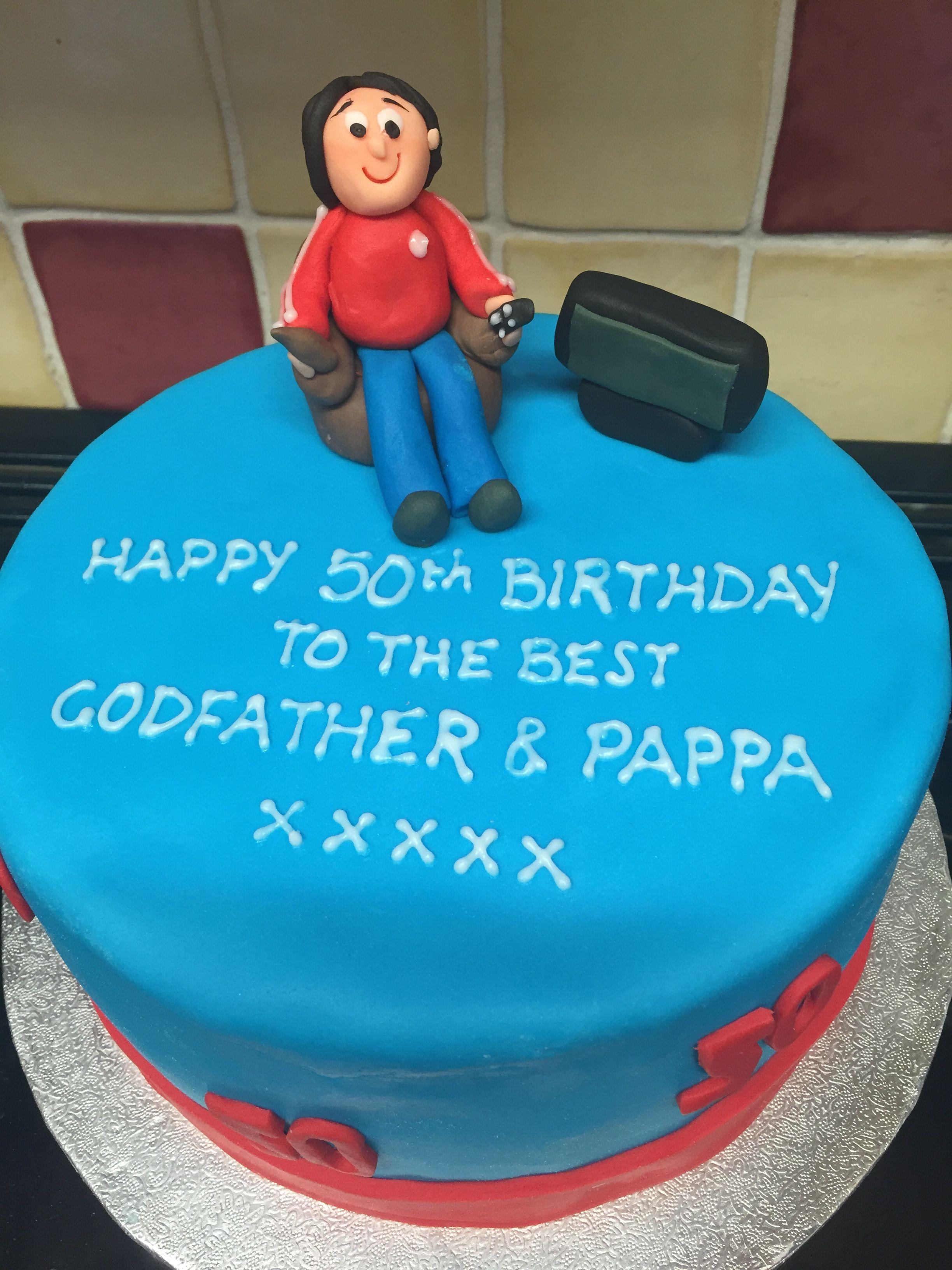 Homemade Cake Birthday Happy