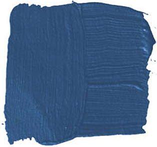 Benjamin Moore Patriot Blue A Strong Cobalt