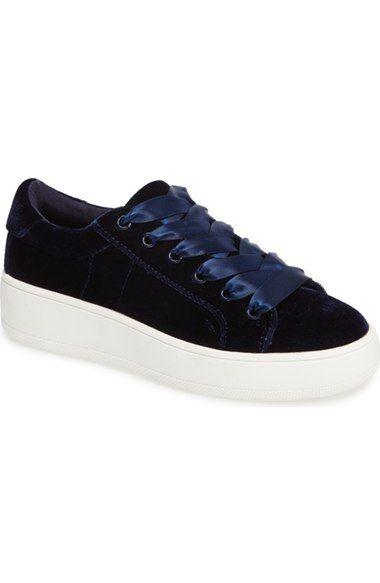 b4e83ac6cfb08 Steve Madden Bertie-V Platform Sneaker (Women) available at  Nordstrom