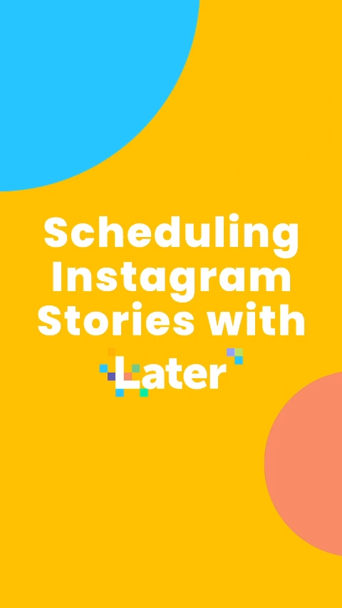 Save time and get more views on stories by planning