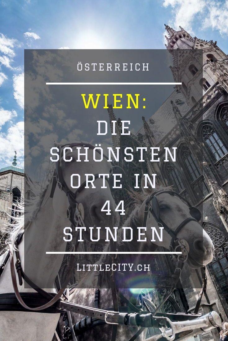 Wunderschönes Wien: Die schönsten Sehenswürdigkeiten & Reisetipps in 44 Stunden entdeckt!  #wien #österreich #städtetripp #reisetipps #sehenswürdigkeiten