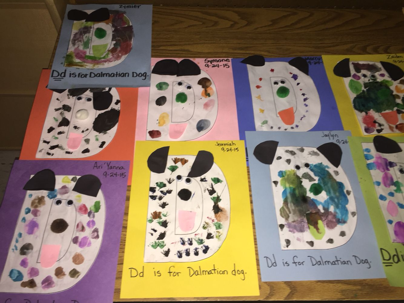 D Is For Dalmation