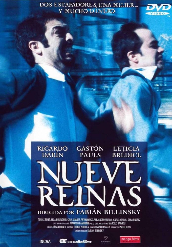 девять королев Nueve Reinas South American Cinema Movies Film