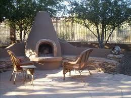 Kiva Fireplace Outdoor Fireplace Designs Outdoor Fireplace Hardscape Backyard