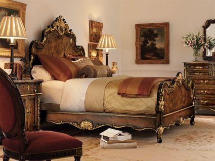 Arabesquehenredon  Beauty In The Bedroom  Pinterest Prepossessing Exotic Bedroom Sets Design Decoration