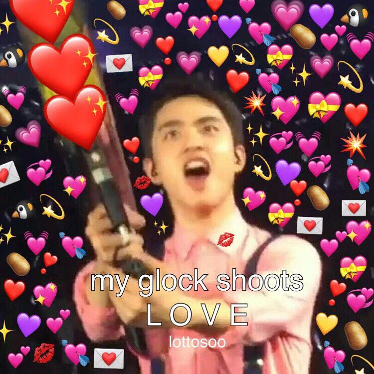 Image Result For Lottosoo Memes Exo Memes Cute Love Memes Kpop Memes
