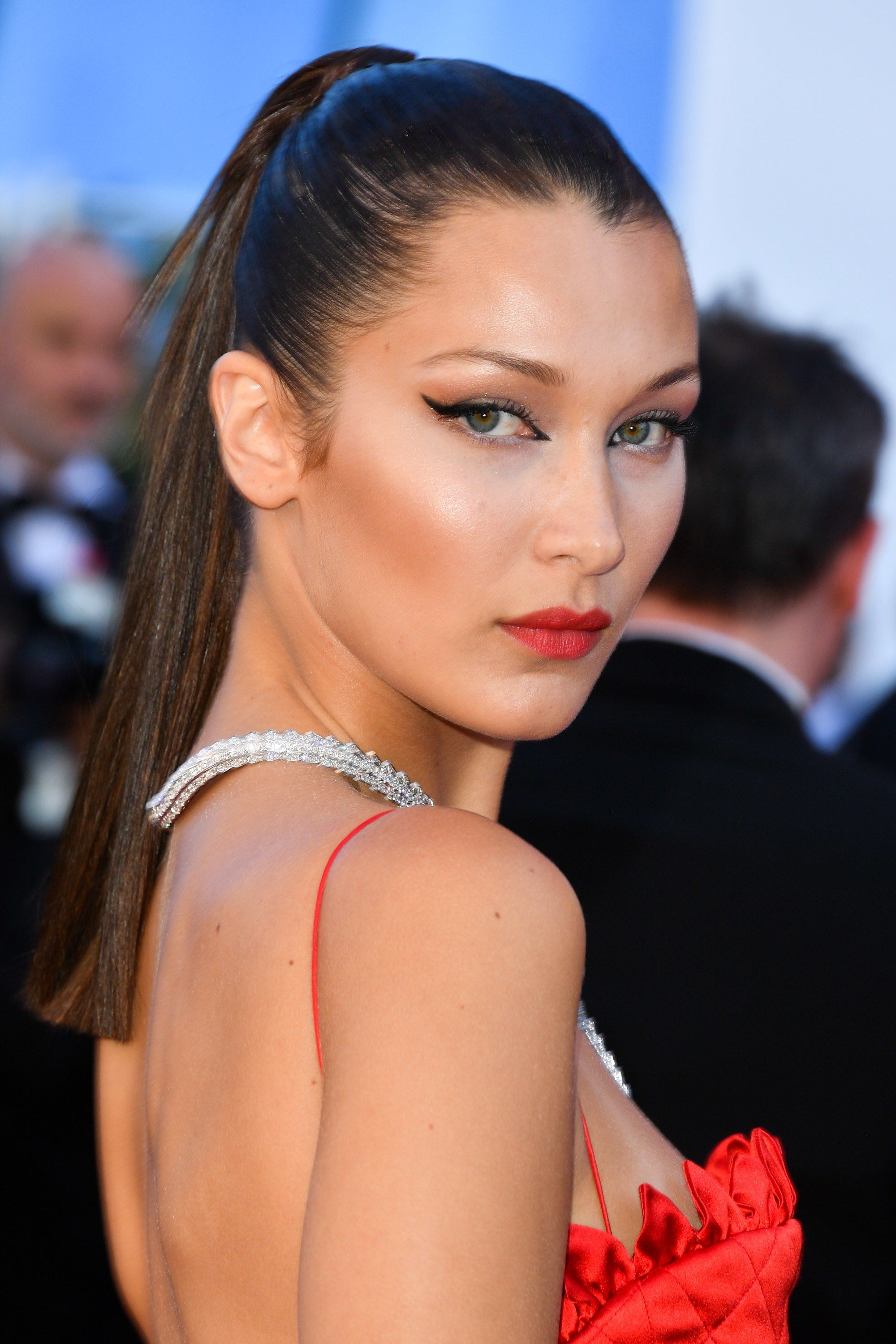 , I'm Trying All These Makeup Ideas From Bella Hadid, Anja Rubik Blog, Anja Rubik Blog