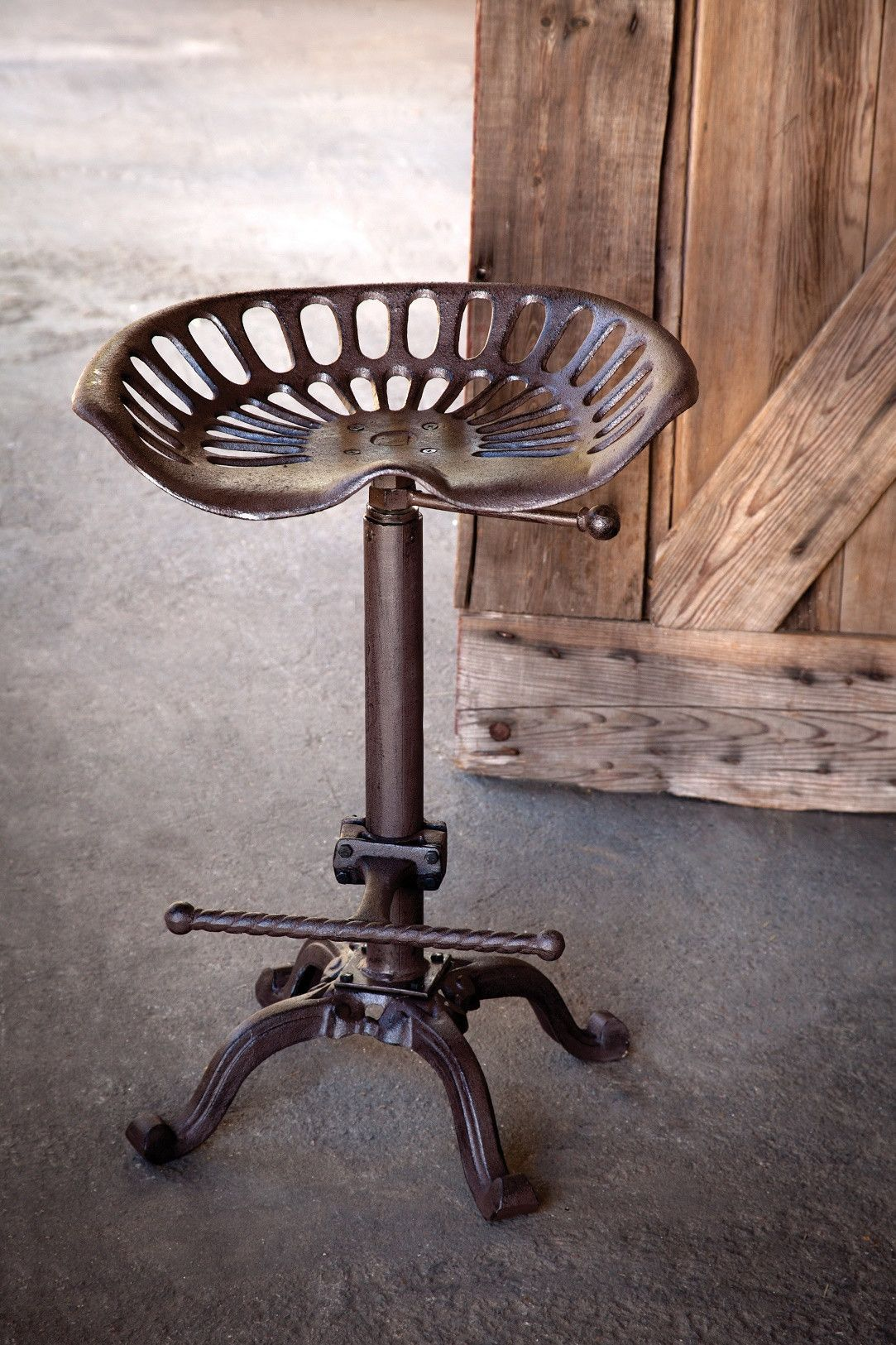 32++ Wooden tractor seat bar stools info