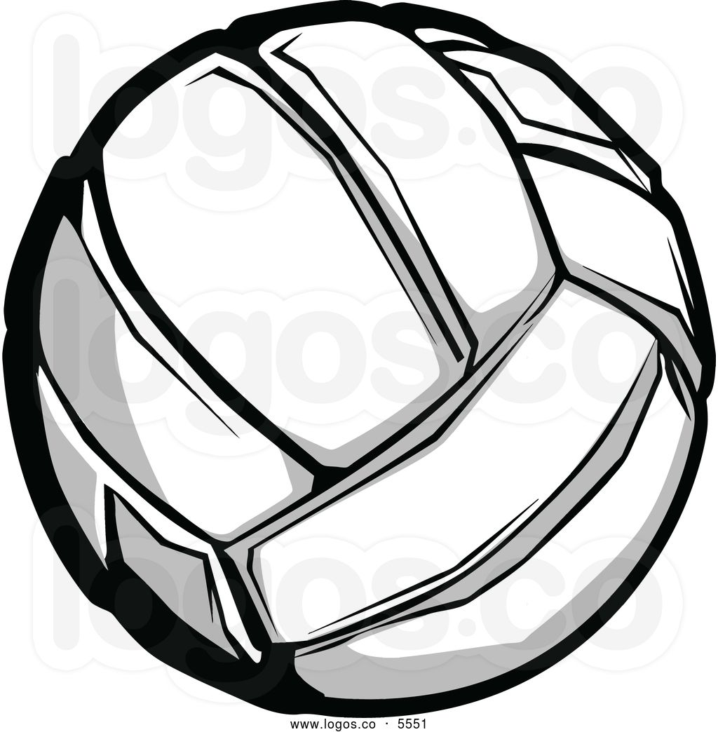 Colorful Volleyball Clipart Clipart Panda Free Clipart
