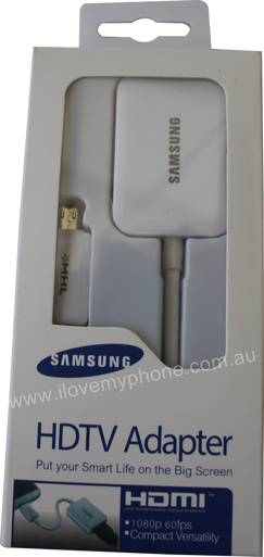 HDMI adapter for your Samsung phone, tablet and cell phone