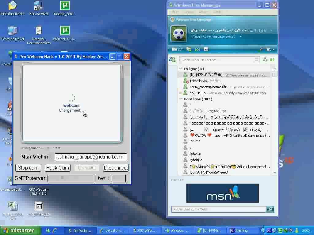 kit menara adsl pour windows vista