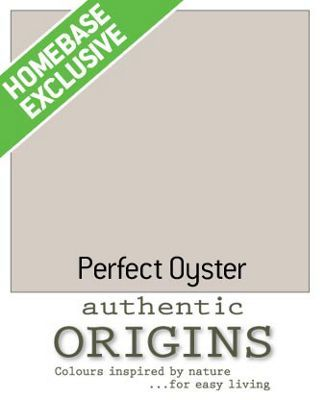 Dulux Authentic Origins Paint Perfect Oyster 125ml Tester Homebase Homebase Outdoor Living Diy Bathroom Collections