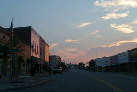 Donalsonville Ga My Grandmothers Hometown Favorite Places Back Road Hometown