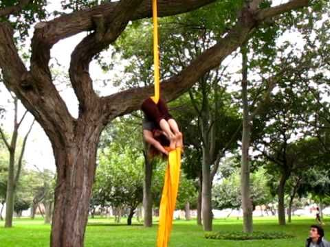 aerial silks case   Aerial silks tutorial 4 - Gwyneth Moody