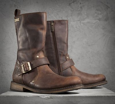 a8b295b2030d6 Brendan Boots - Brown at the Official Harley-Davidson Online Store ...