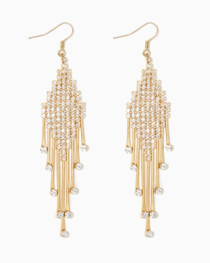 charming charlie | Shooting Sparkle Dangle Earrings # ...