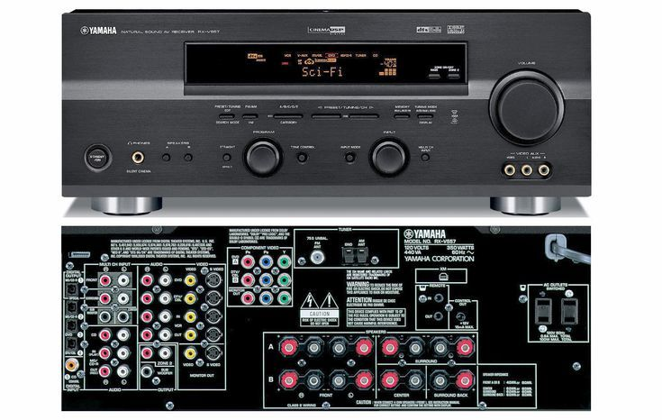 The 12 Best Mid Range Home Theater Receivers Of 2020 Home Theater Receiver Home Theater Surround Sound Best Home Theater Receiver