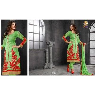 Top :- Chanderi (Length 48) - Bottom :- Cotton - Dupatta :- Fancy - Price Rs.925 Only