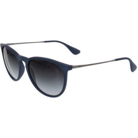 cd0d55d4e745b Ray-Ban Erika Blue Ladies Sunglasses