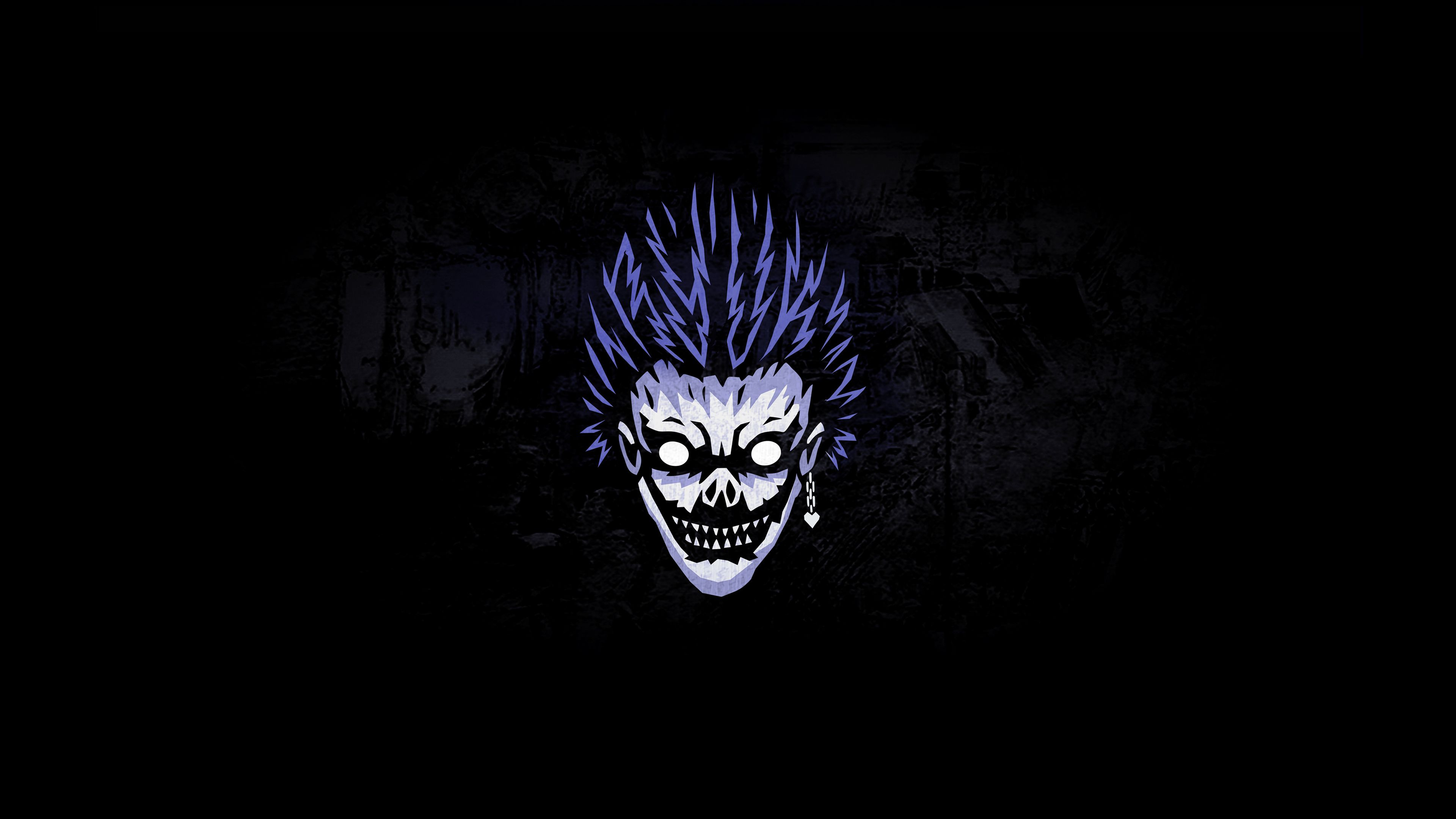 Wallpaper 4k Ryuk Minimalists 4k 4kwallpapers, artist