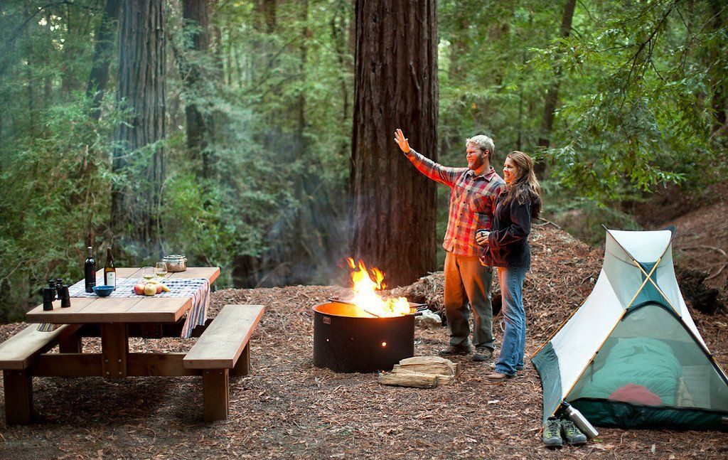 Ventana Campground | Camping In The Big Sur Redwoods