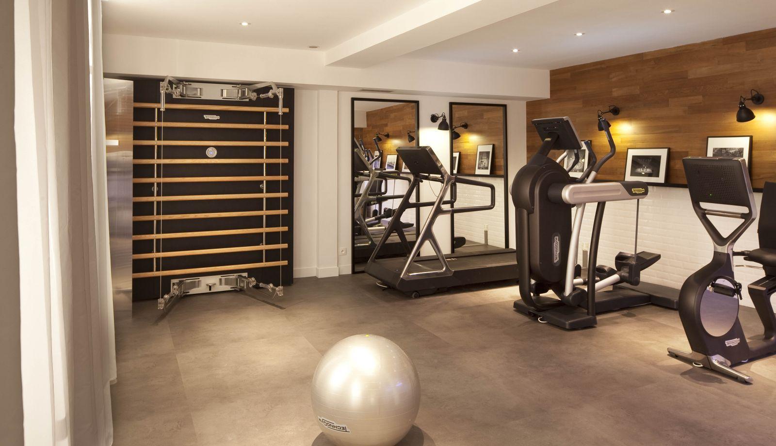 Official Site Saint Germain Des Pres Paris Home Gym Decor Home Gym Design Hotel Design