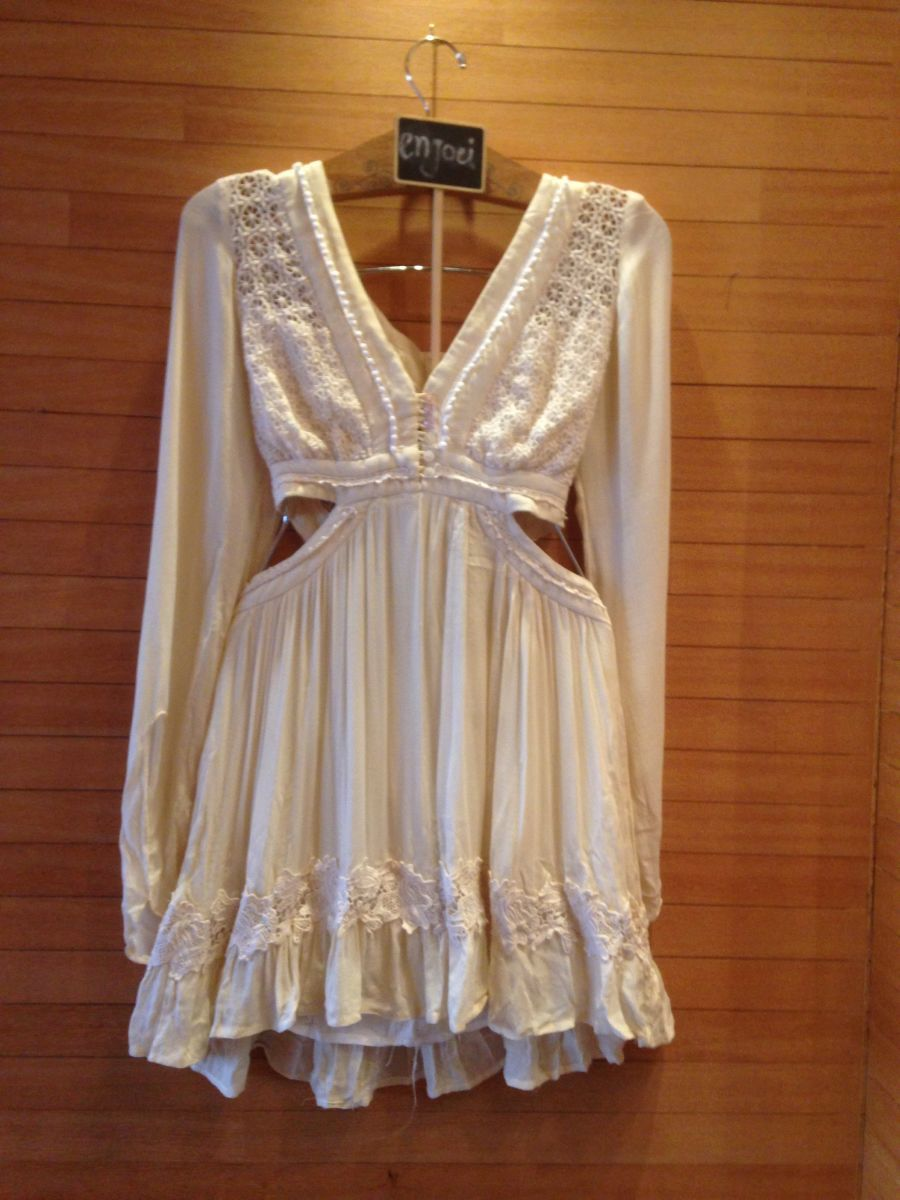 Vestido Farm Idéias De Moda Estilo Boho E Pano