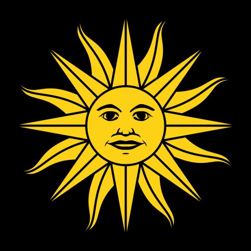 Pin De Monica Em Rubber Sol Bandeira Do Uruguai Por Do Sol Uruguai