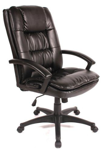 Comfort Products 60 6810 Leather Executive Chair With 5 Motor