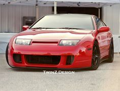 TwinZ Design Z32 Front Fascia