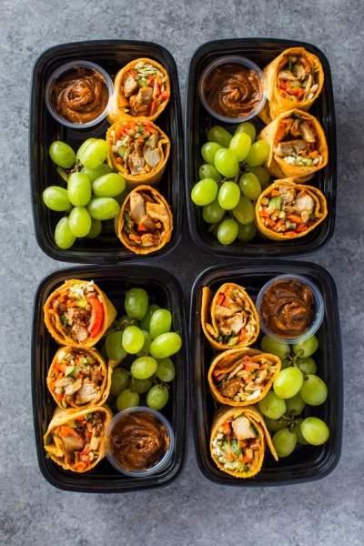 Photo of 100 Easy Meal Prep Recipes to enjoy all week long – Hike n Dip
