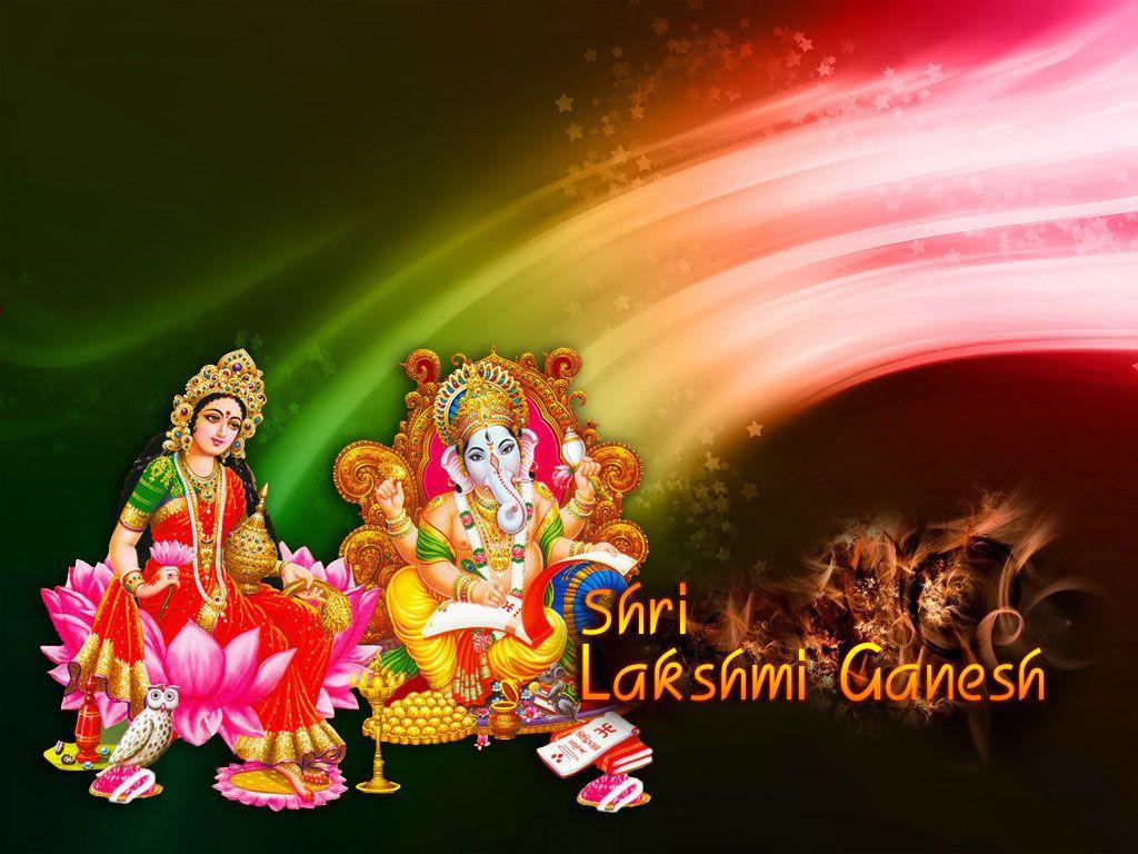 Wallpaper download ganesh - Free Download Laxmi Ganesh Wallpaper Wallpapers