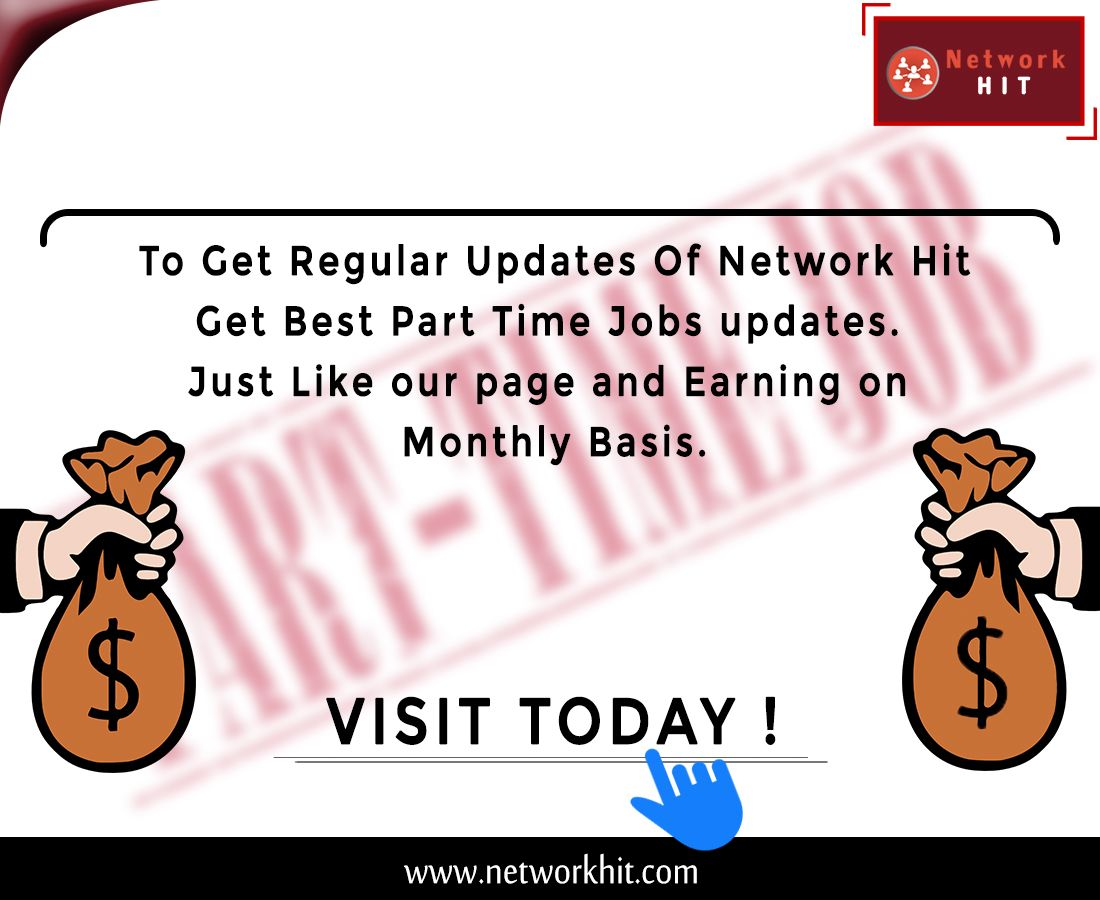 Get Regular updates from India\'s Best and Top Part_Time Jobs Service ...