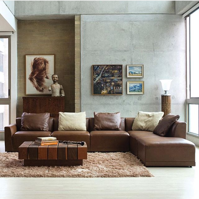 Contemporary living room mondo sofa mondo coffee table - Contemporary bedroom furniture houston ...