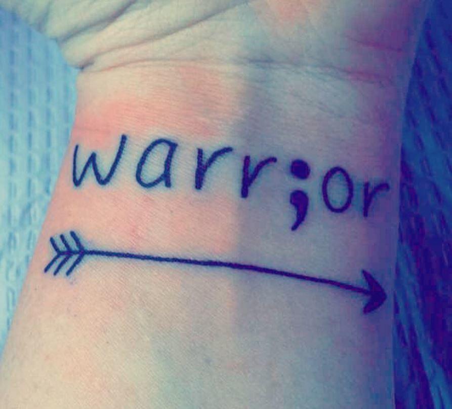 First tattoo ideas mental health
