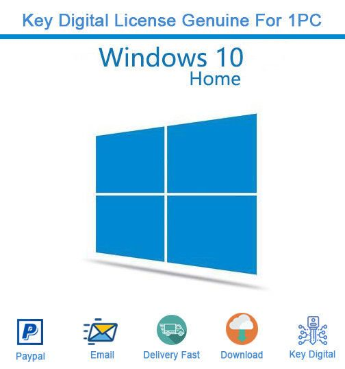 product key windows 10 home activation