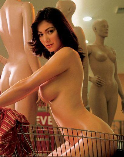 celebrity hot naked prieto Francine nude