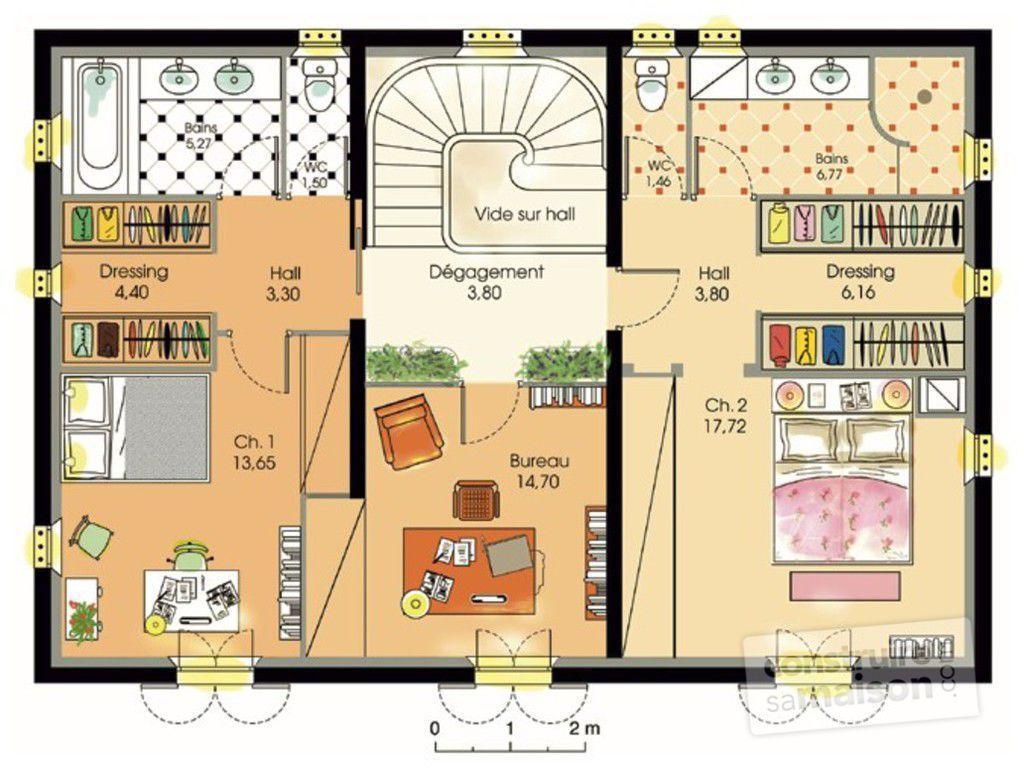 Bastide proven ale bastide habille et plans for Construire une maison avec 6 chambres