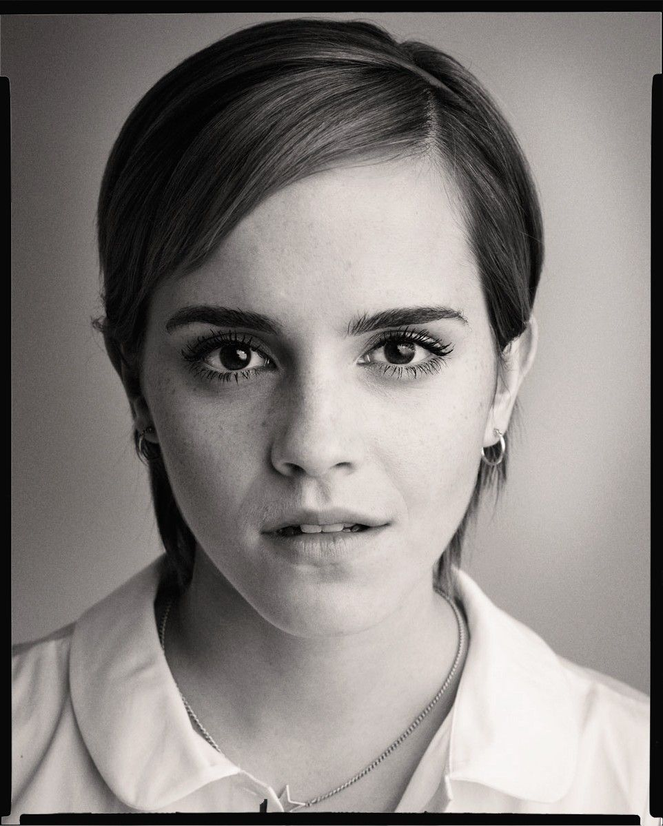 Emma Watson by Sam Jones Ideas Pinterest