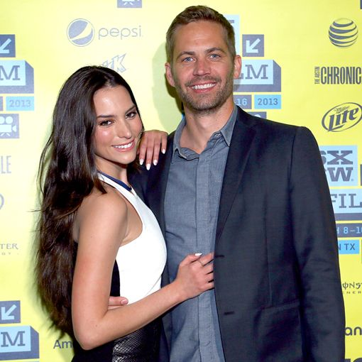 Fast And Furious Star Paul Walker On Michelle Rodriguez S Return To The Franchise Paul Walker Paul Walker Daughter Genesis Rodriguez