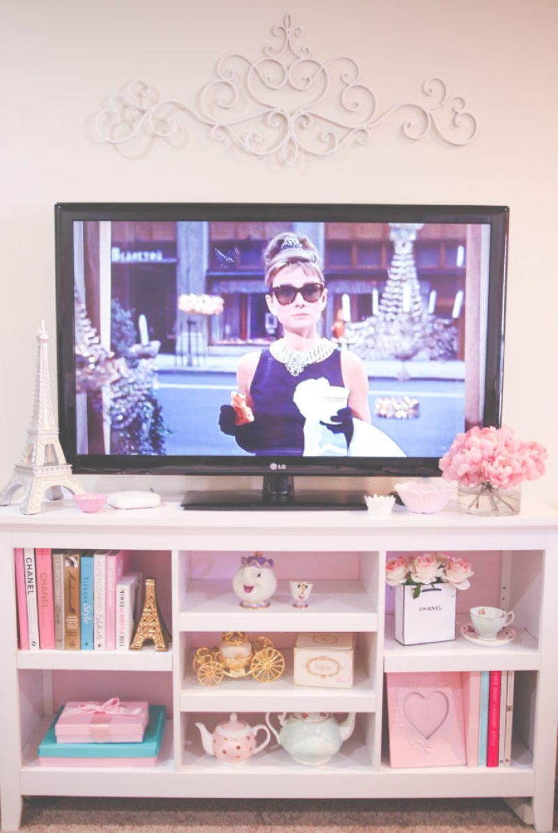 The Most Girly \u0026 Pink Decor For A Feminine Home | Girly, Room and ...