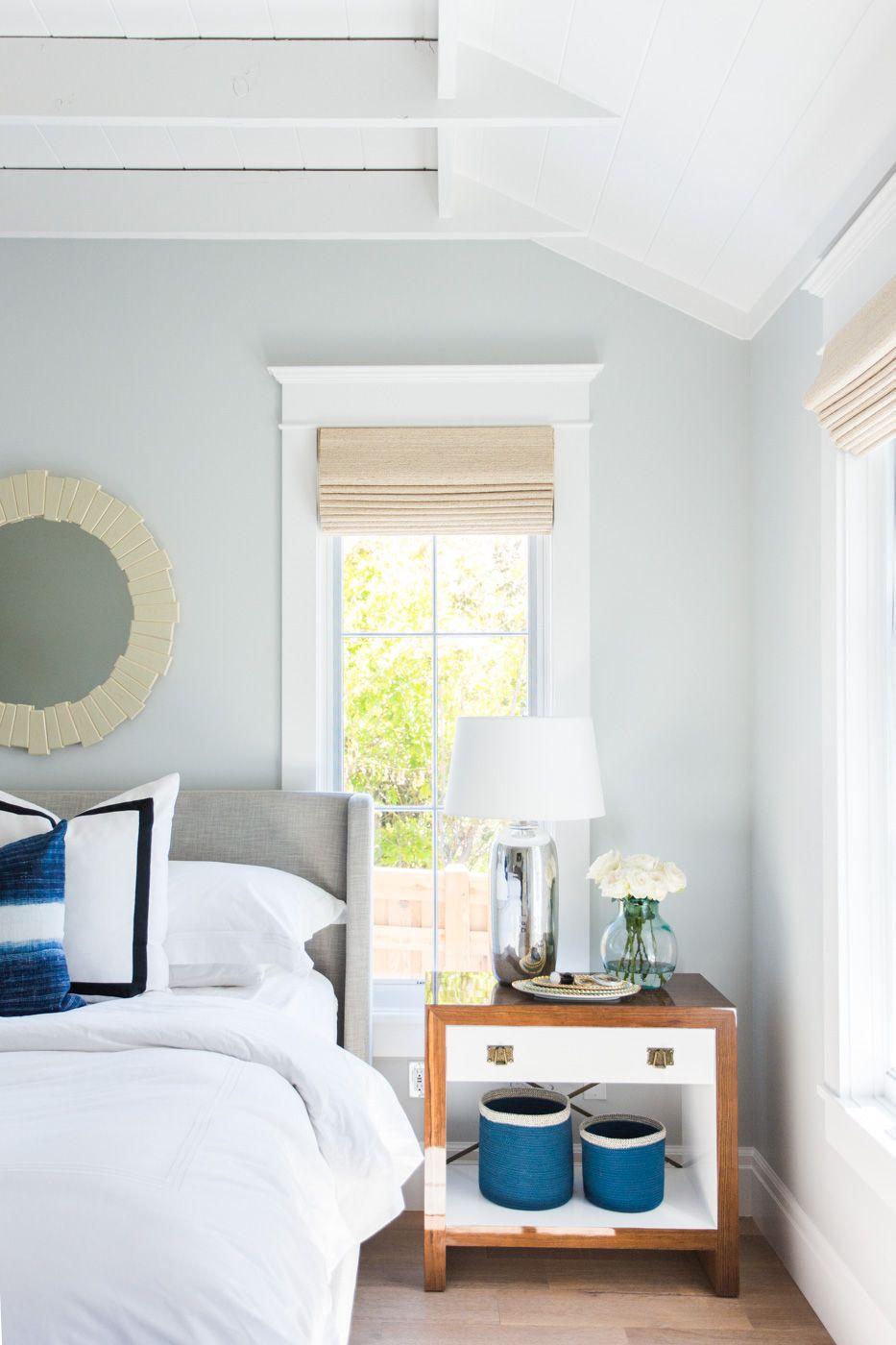 Master bedroom paint colors benjamin moore - Windsong Project Master Bedroom Studio Mcgee