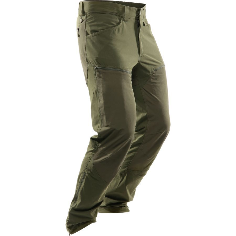 Haglofs Mid Ii Flex Pant Pants Climbing Pants Men Hiking