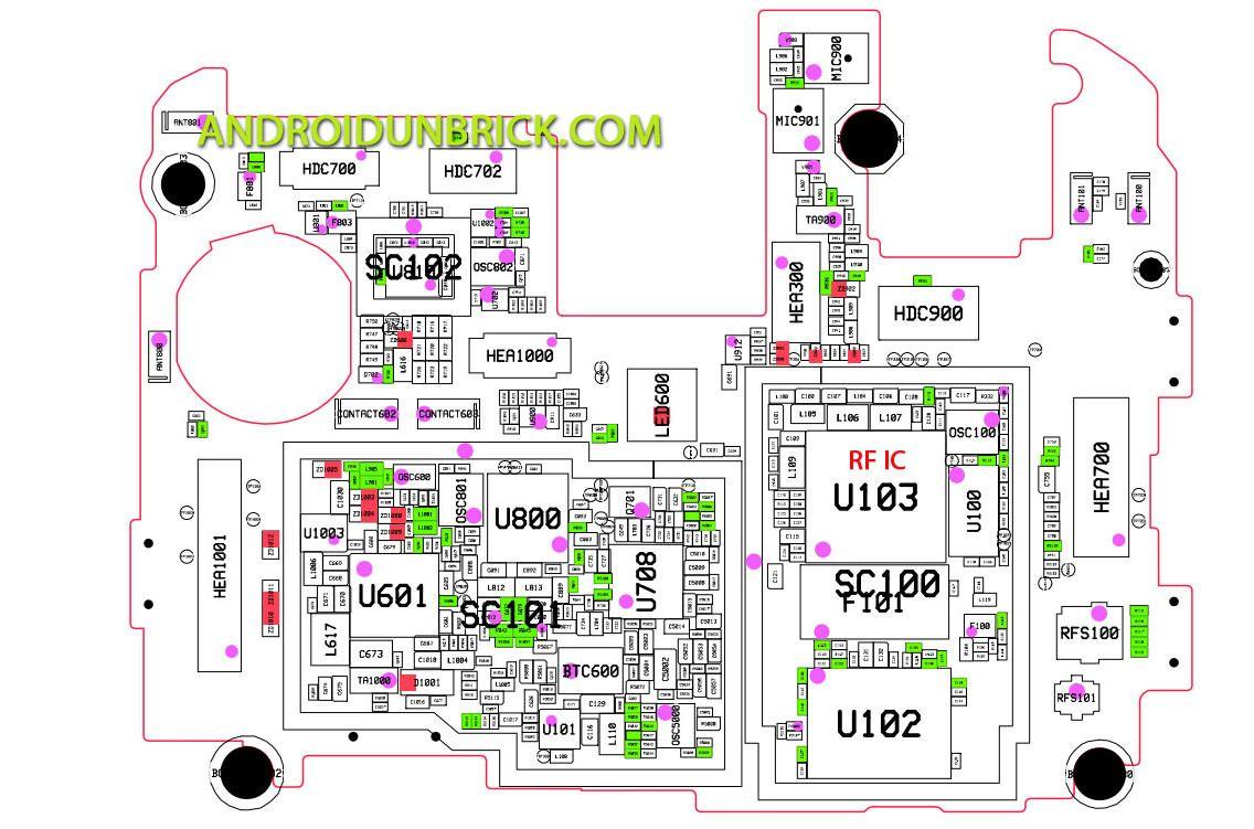 i9500-baseband-hardware-system-2 | Android Unbrick | Phone, Notebook