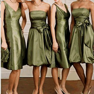 Olive Green Bridesmaids Dresses For Wedding Ideas Plus How To