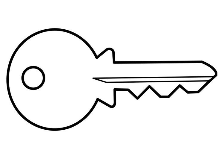 Key Coloring Pages Coloring Pages Coloring Pictures Printable Coloring Pages
