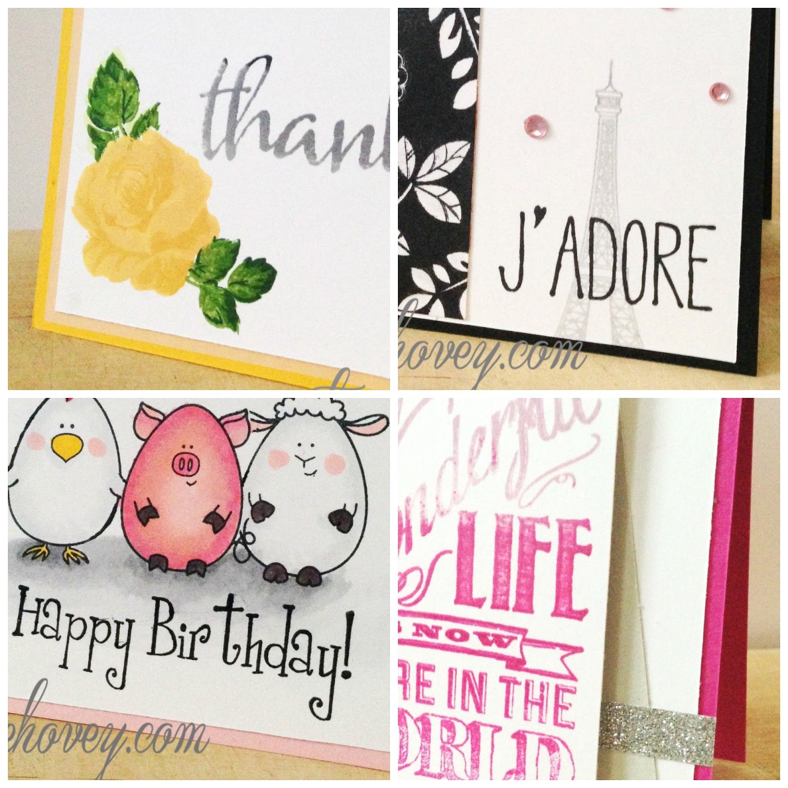 Justines Cardmaking, Scrapbooking And Papercrafting Misti Stamping Tool Tutorials