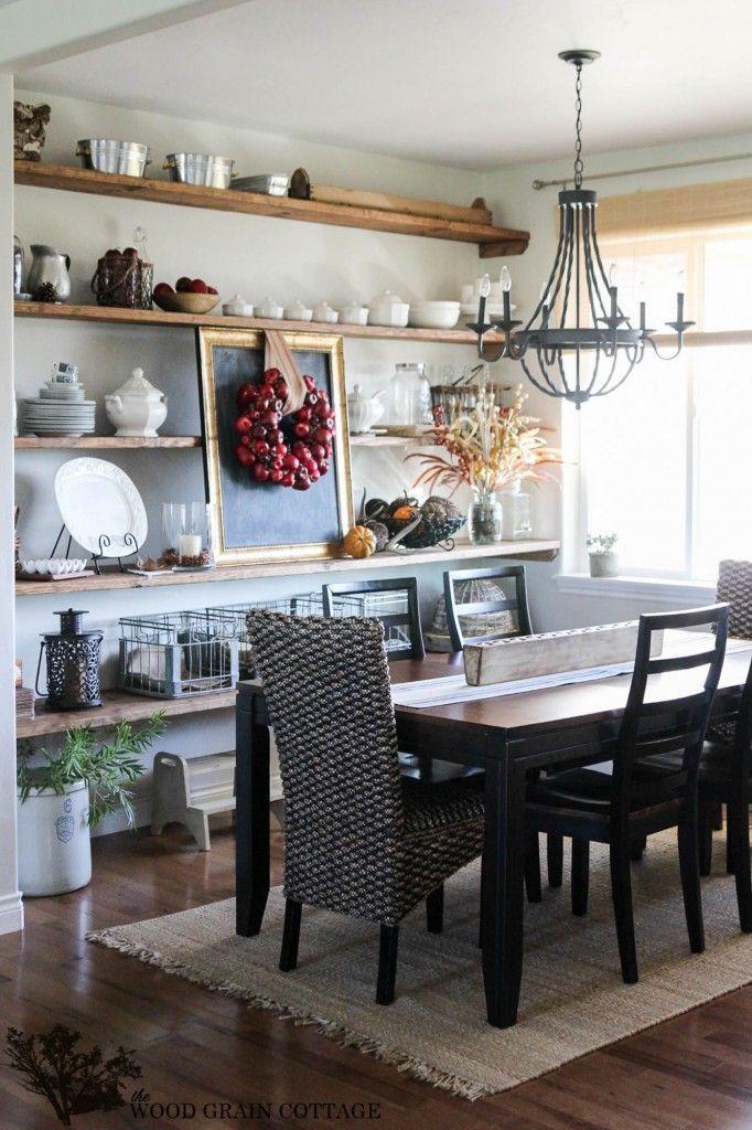 Fall Home Tour: Part Two   comedor   Pinterest   Hogar, Casas y ...