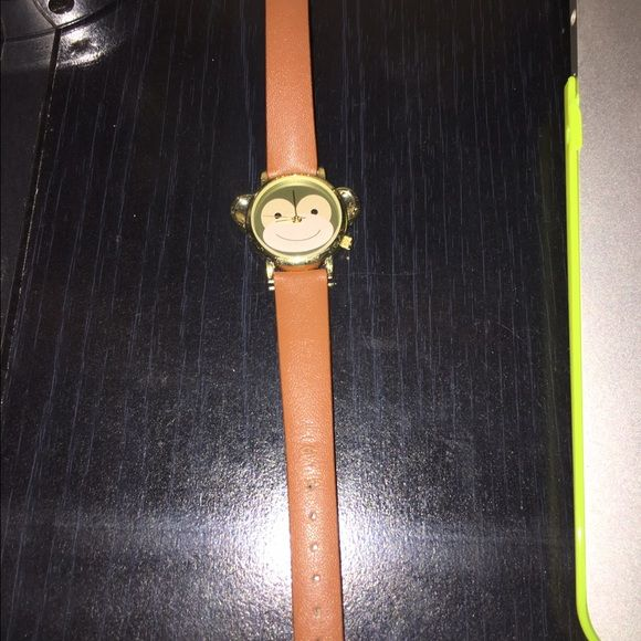 Monkey Watch Only worn once. Still in great condition. Accessories Watches